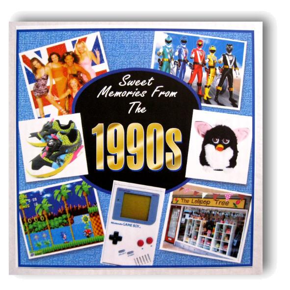 decade 1990s pop...1990s Decade